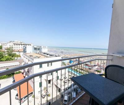 Hotel Cattolica Rimini vista Mare