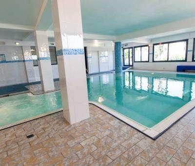 Hotel Nord Est Cattolica piscina Rimini