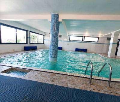 Hotel Cattolica con piscina dentro