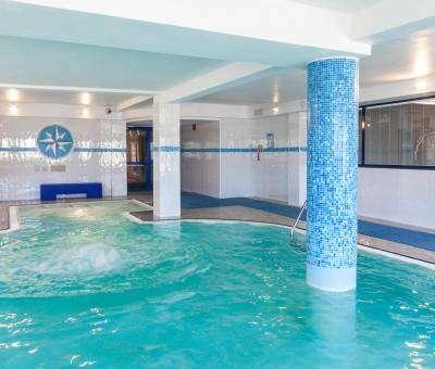 Hotel Cattolica con piscina idromassaggio