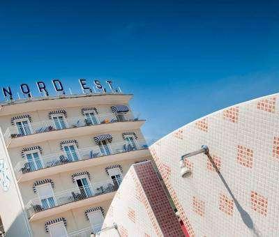 Hotel Nord Est Cattolica 4 stelle sul mare