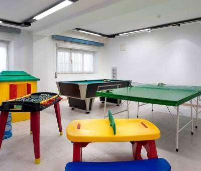 Hotel Nord Est Cattolica biliardo ping pong
