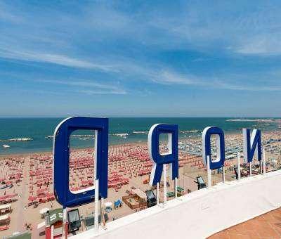 Hotel Cattolica direttamente sul mare