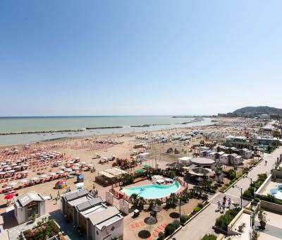Vista Mare Cattolica Rimini Hotel